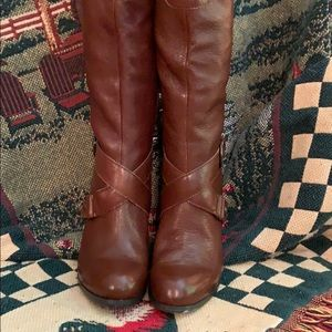 Nine West tall Millicento boots